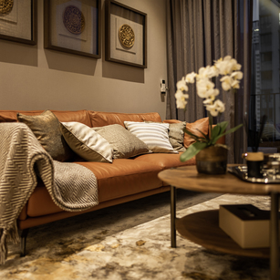 Use Your Sofa to Kick off Your Home Interior Style