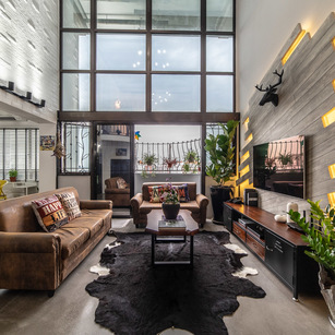 8 Industrial Chic Homes You Would Love to Own