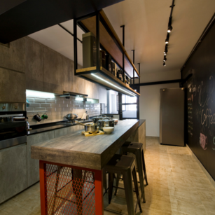 Mouth-Watering kitchens and dining concepts in Singapore