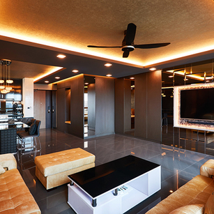 Stylish and Glamorous HDB Interior Designs for Lust-Worthy Apartments