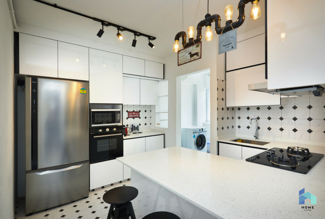 Amazing Kitchens In Condos And Hdbs Home By Hitcheed