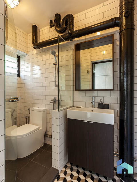 . Taking Your HDB Bathroom From Bland To Grand   Home By Hitcheed