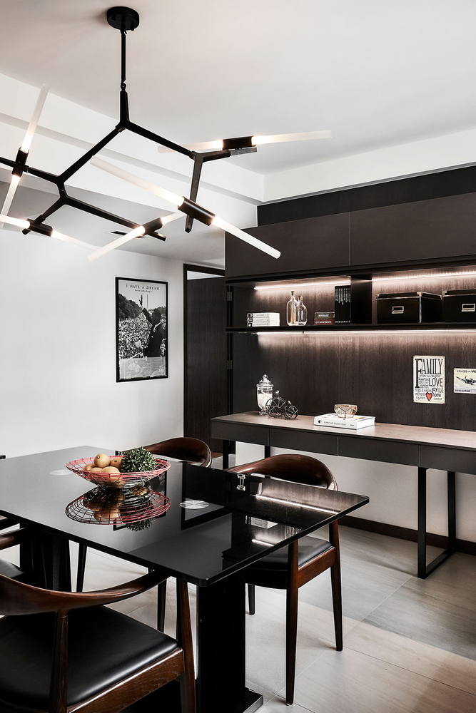 Interior Design For Hdb: Blk 245 Hougang St 22 - Icon Interior Design