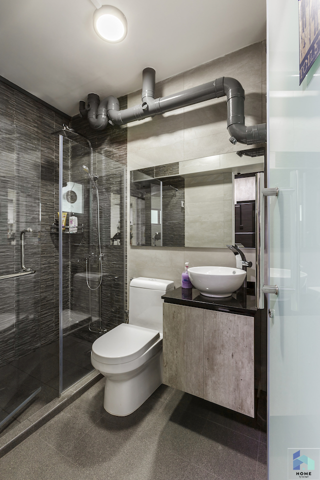 Toilet Room Designs: Be Amazed With These Irresistible HDB Bathroom Designs