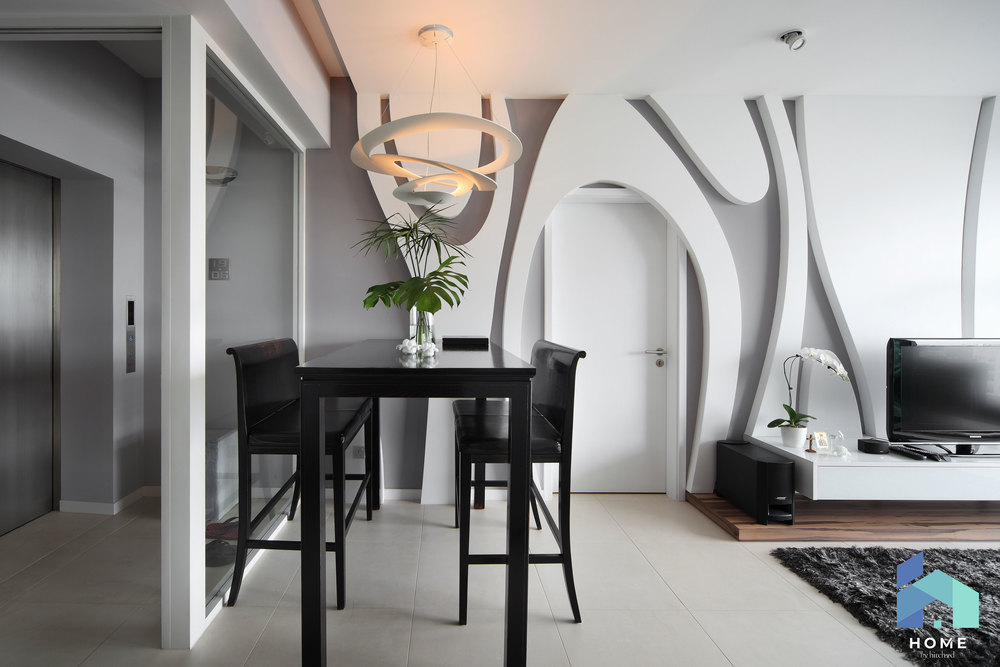 12 Interior Designs With Amazing Curves And Geometric Shapes Home By Hitcheed Home By Hitcheed