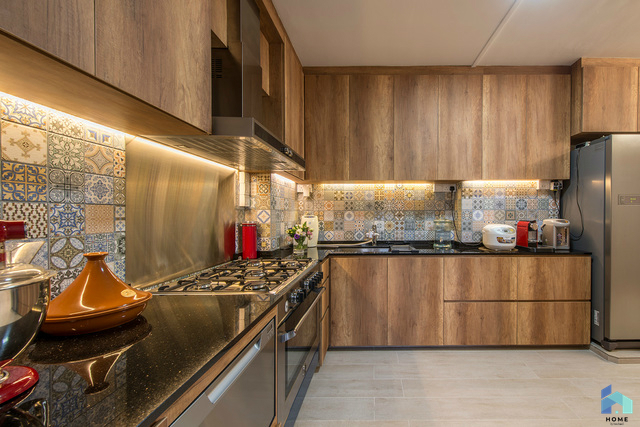 A Major Renovation Of The Interior Allows This Space To Blend