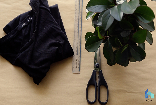 Repurpose Your Old Clothes: Transform Your T-Shirt into A