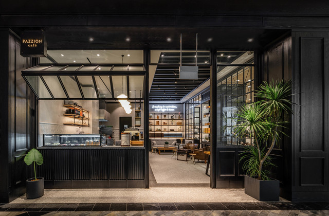 Pazzion Cafe | Jewel