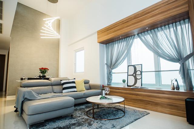 Sunny Parc Penthouse