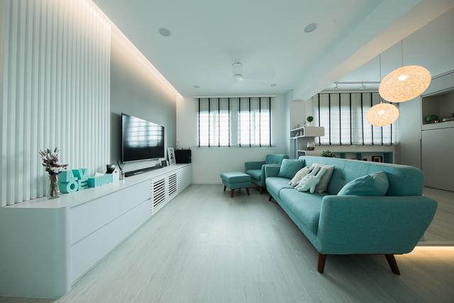 Executive Apartment @ Tampines