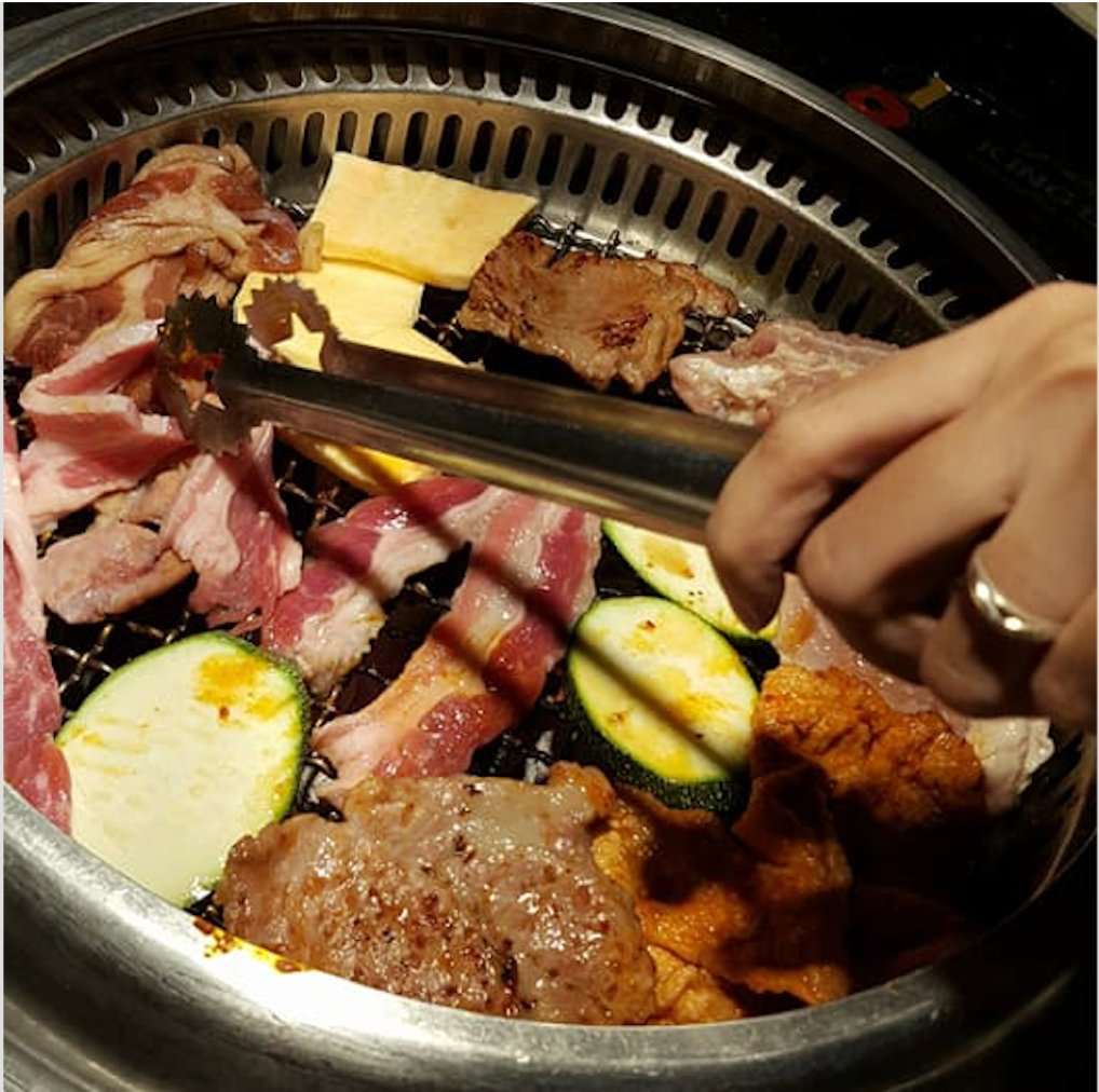 EVENT PARTY IN MAY 2018 – King BBQ Grilled Buffet