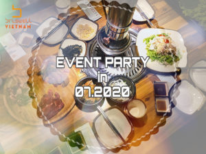 Event Party Tháng 07/2020