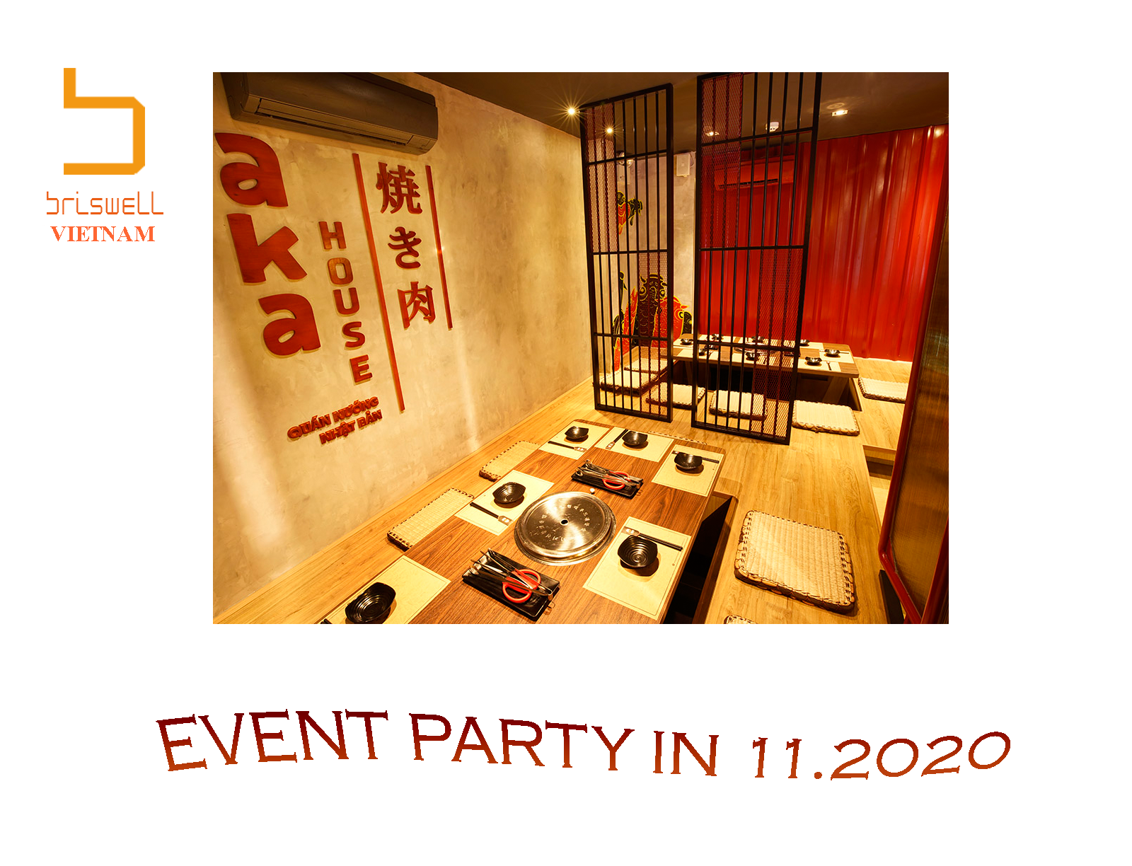 Event Party Tháng 11/2020