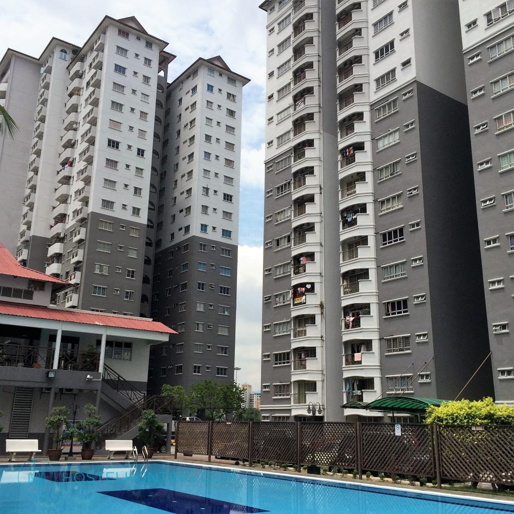 Endah Ria Room For Rent