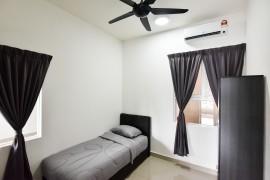 Mutiara Ville Small Room