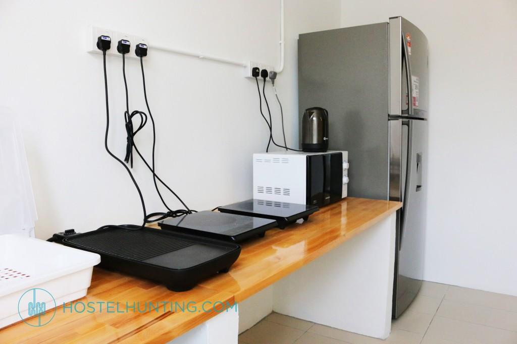 Kelana Jaya Lrt The Katil Bedroom Loft Bed Type 2 Selangor Room For Rent Hostelhunting