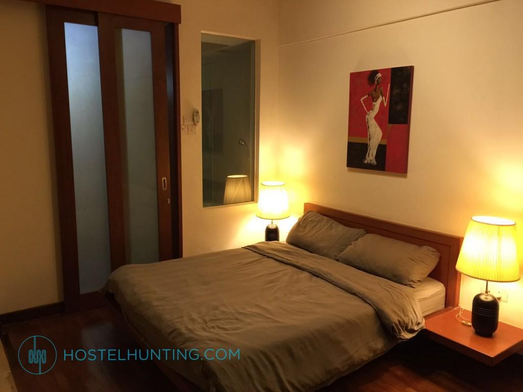 10 Semantan Studio Apartment