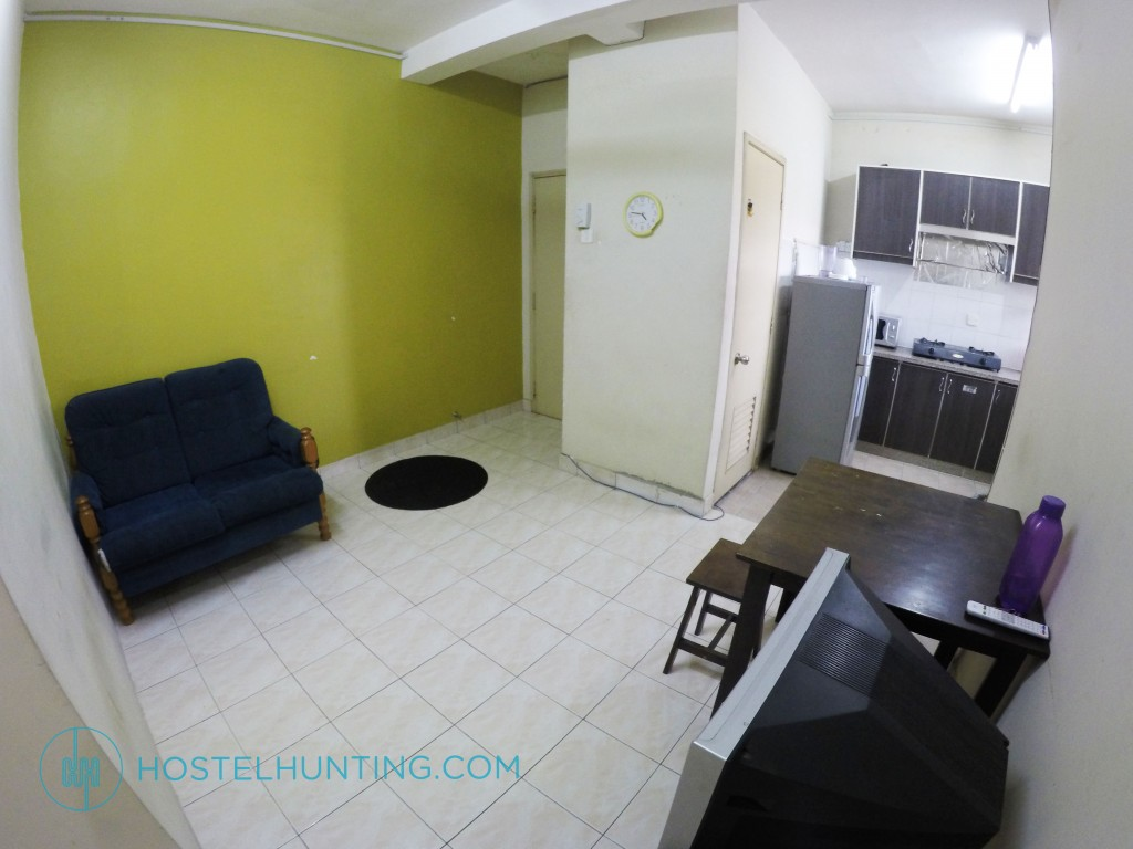 Mutiara perdana room for rent small room bandar sunway for Small room rent