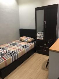 HH+ @ Subang Bestari Twin Sharing Room