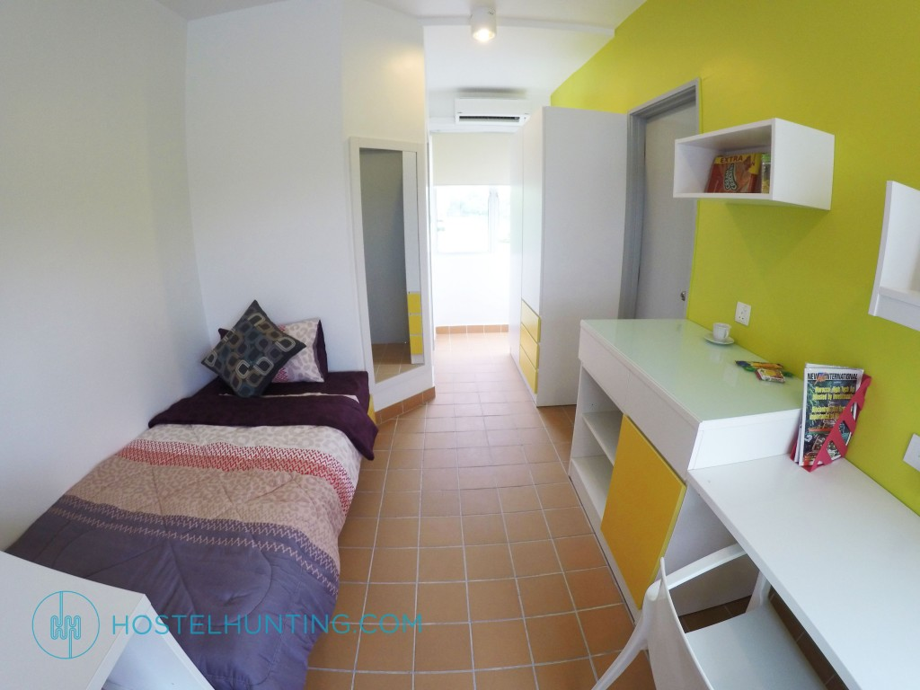 Univillage Rooms For Rent Fion Single Room With Balcony