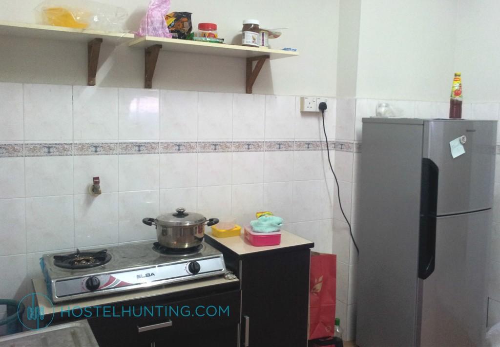Vista Komanwel B Room For Rent
