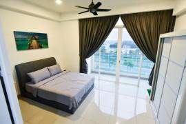 Mutiara Ville Studio Room