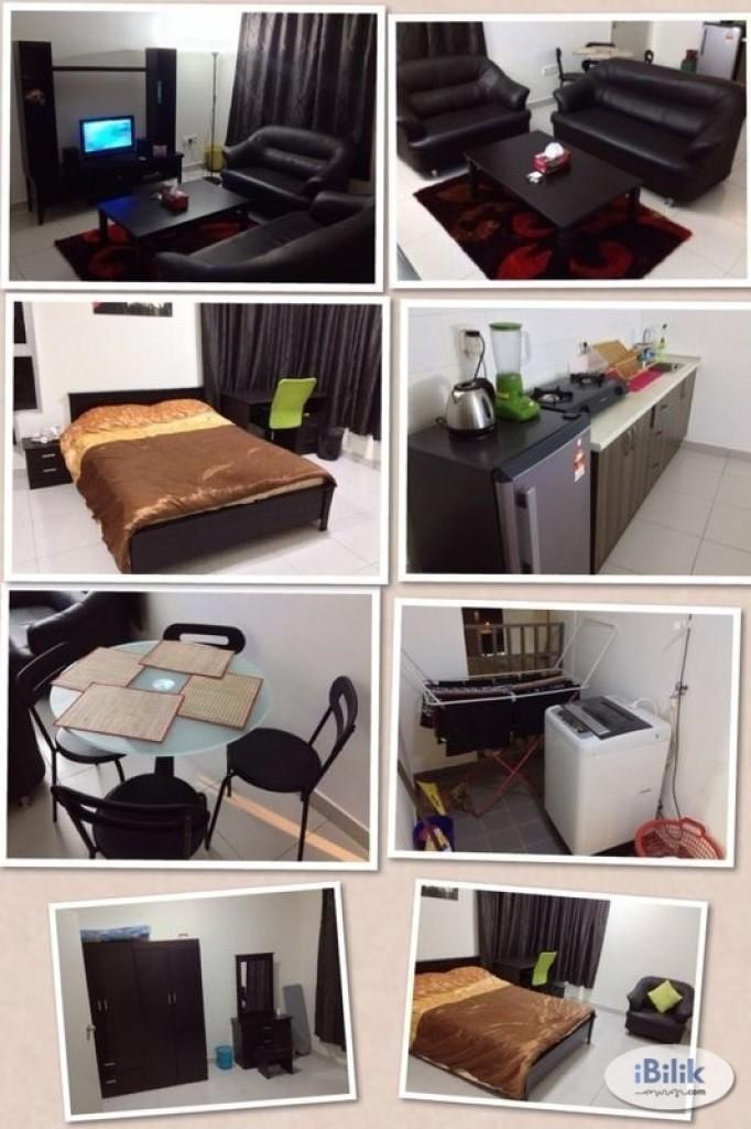Domain 2 Studio Unit Cyberjaya Selangor Room For Rent
