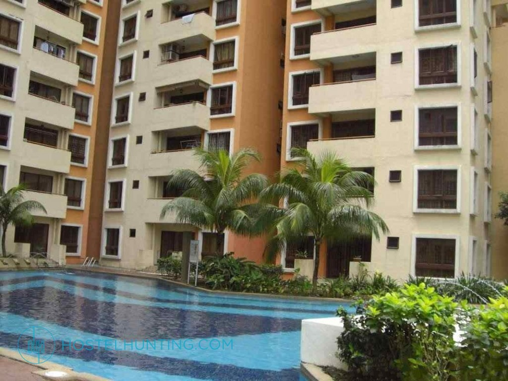 Palm Spring Middle Room Petaling Jaya Selangor Room For