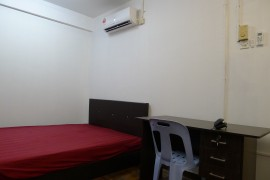 Cyberia Condo | Rooms for rent Queen Bed with Aircond