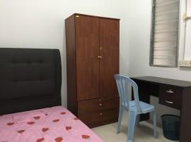 Cyberia Condominium Middle Room