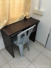 Cyberia Condominium Master Room
