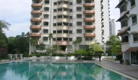 Desa Kiara Condominium Entire Unit