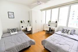LiveIn @ Mansion Sentral Twin Sharing Room Type C