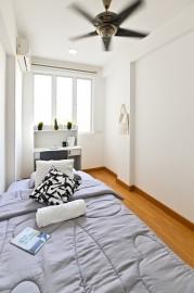 LiveIn @ Mansion Sentral Single Room Type A