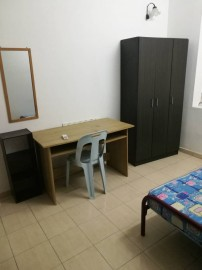 Pangsapuri Subang Jaya Master Room