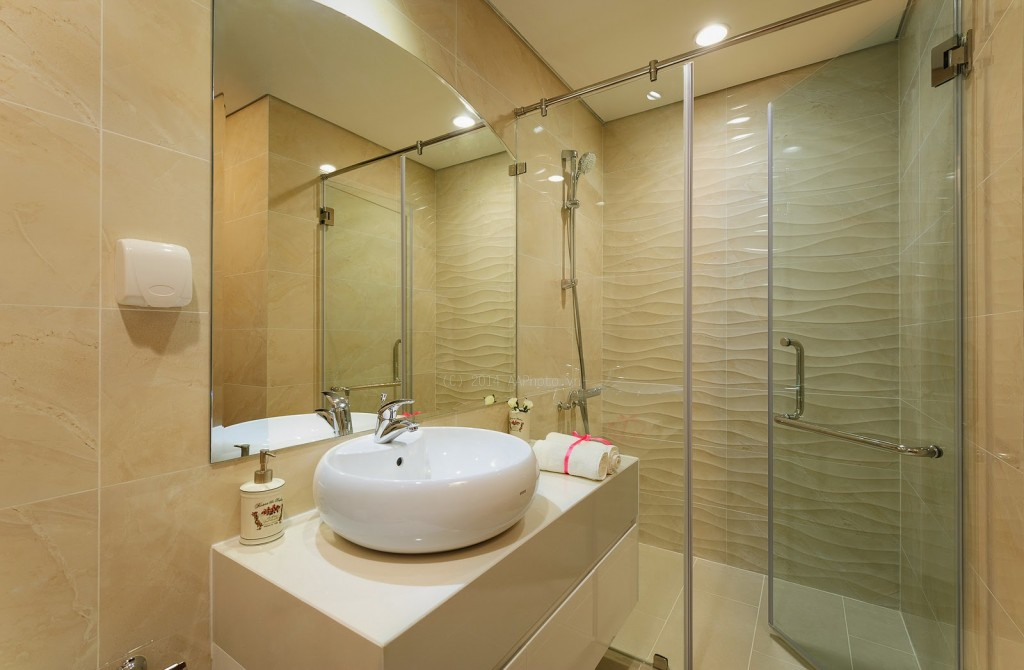 Central Park Bathrooms very luxury apartment in vinhomes central park apartment and villa