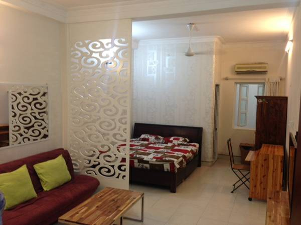 Nice and cheap studio apartment for rent in Binh Thanh, Ho