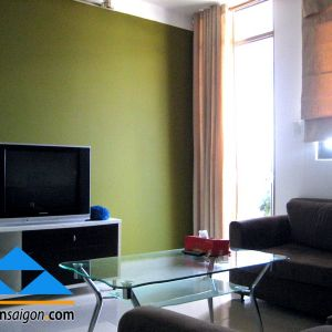Screc Tower, nice apartment for rent in Saigon, D3