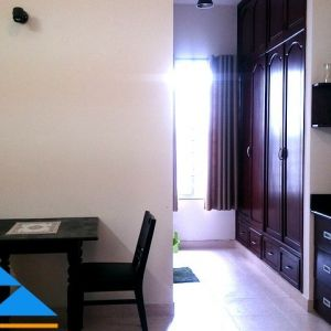 Anna cheap serviced apartment for rent in Saigon center, D3