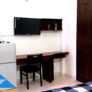 Anna cheap serviced apartment for rent in Saigon center