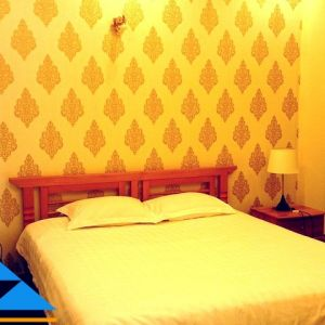 Beautiful Quy Thi serviced apartment for rent in Thao Dien