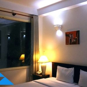 Greensuits cheap serviced apartment for rent in  Saigon Center