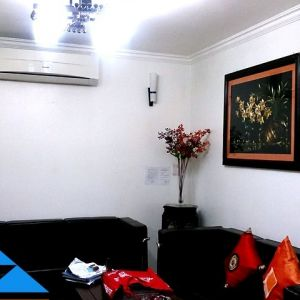 Street-view serviced apartment for rent in Saigon Center