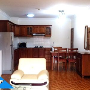 Cheap serviced apartment for rent in Thao Dien