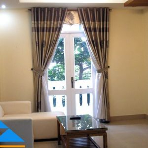 Lotus cheap serviced apartment for rent in Thao Dien, Saigon