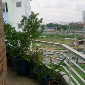 Small cheap serviced apartment (studio) for rent in Thao Dien