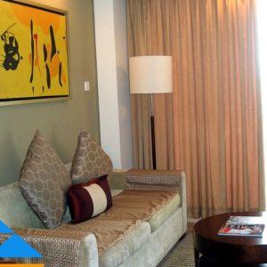 Somerset NTMK serviced apartment for rent in Saigon center