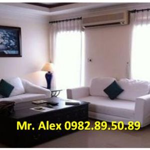 High-class Saigon Pearl Apartment for rent in Saigon