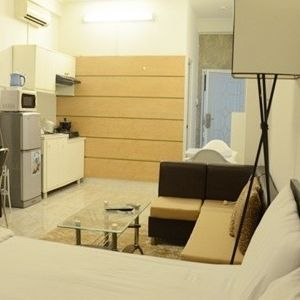 Image for Convenient serviced apartment for rent on Calmette str. HCM