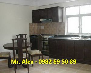 High quality apartment for rent in Huynh Van Banh, Ho Chi Minh City